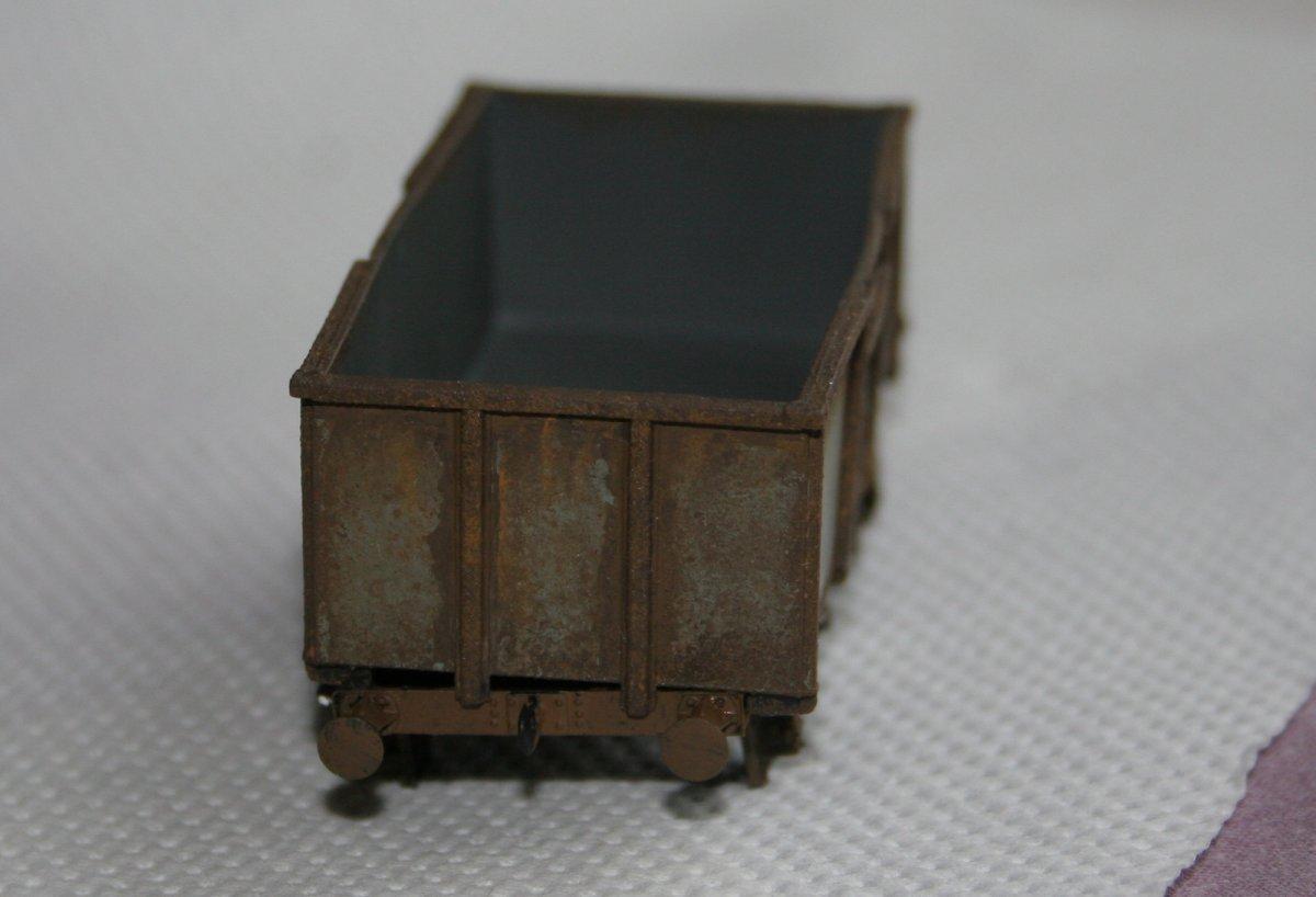 Bachmann 16t Mineral Wagon 02