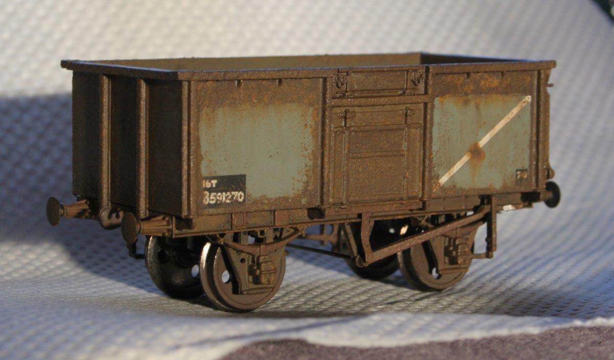 Bachmann 16t Mineral Wagon 04