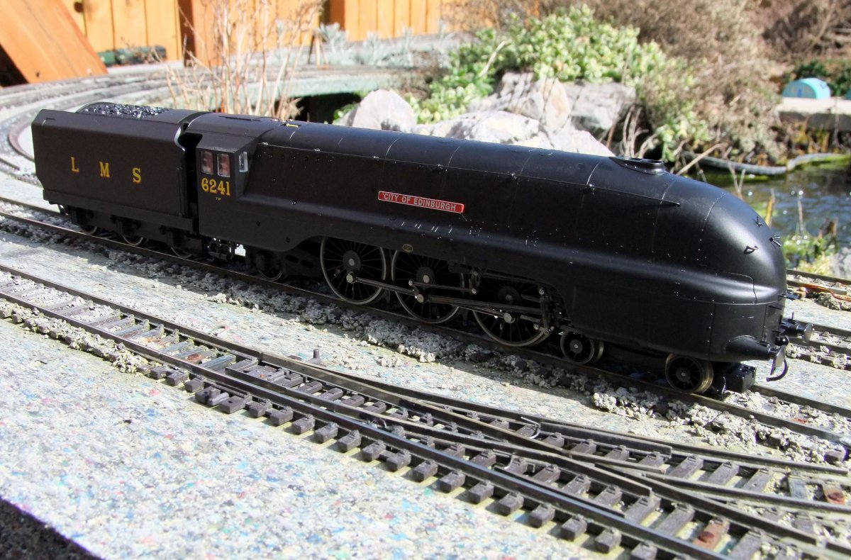 LMS 6241 City of Edinburgh