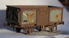 Bachmann 16t Mineral Wagon 01