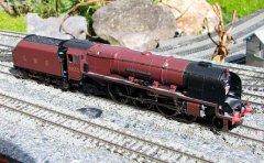LMS 6233 Duchess of Sutherland