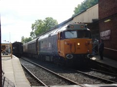 East Lancashire Railway Diesel Gala July 08