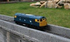 BR Blue Class 26 No.26024