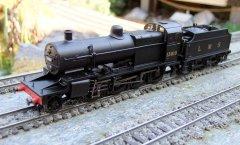 Somerset & Dorset / LMS 7F no. 13810