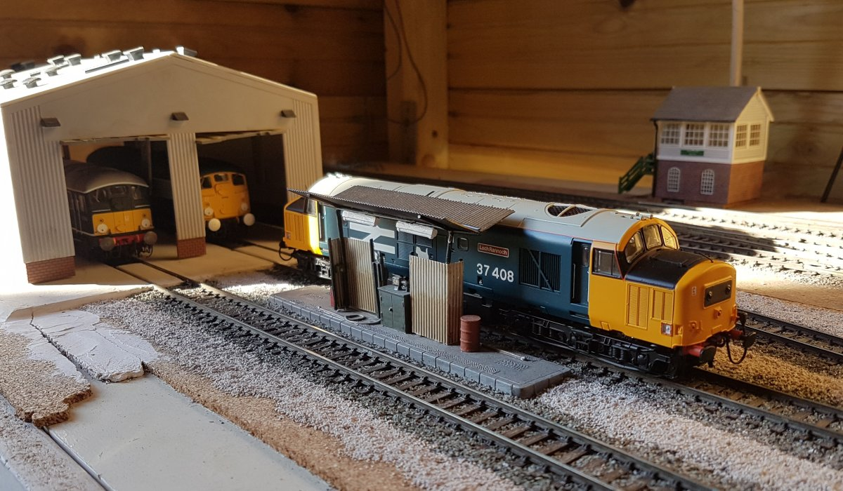 Sheilling Bridge depot