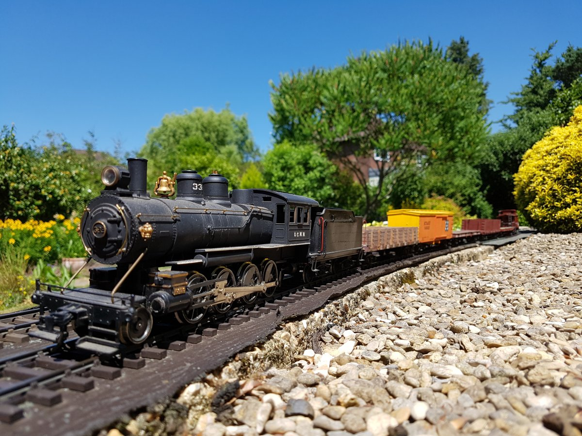 O gauge US turn of the century