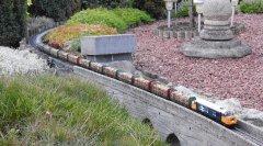 37408 Loch Rannoch on the log train