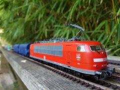Roco model of DB Class 103 Roco loco
