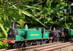 Garden Railway Views