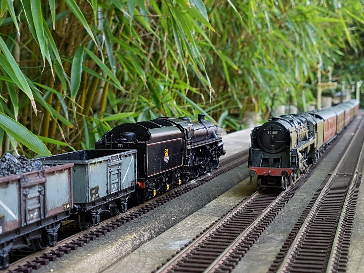 Dorking Garden Railway