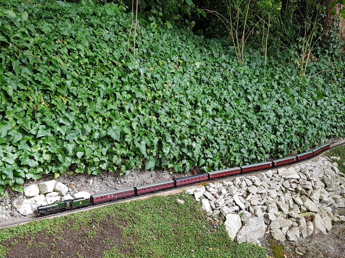 "Jubilee ""Hong Kong"", Dorking Garden Railway"