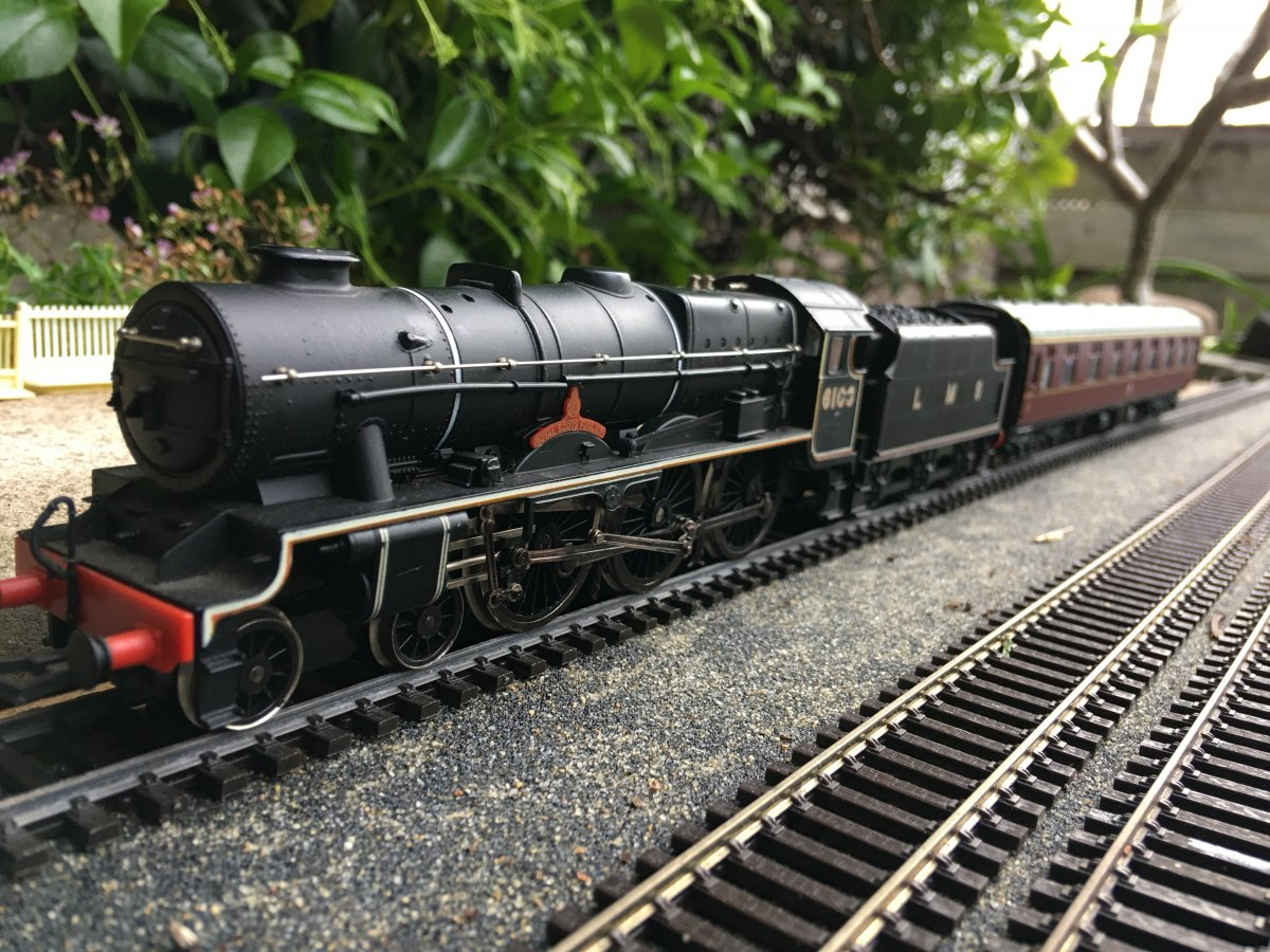 LMS Scots Class 4-6-0