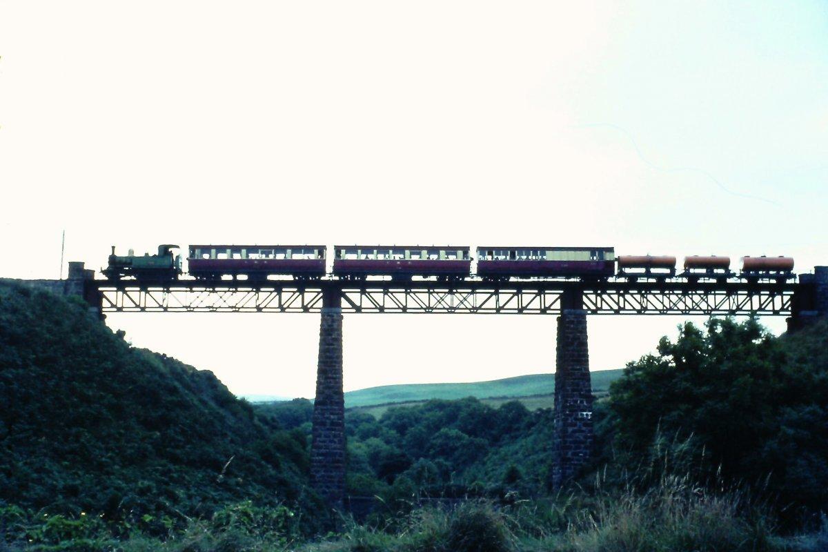 19680826 G H Wood Glen Mooar Viaduct to Ramsey