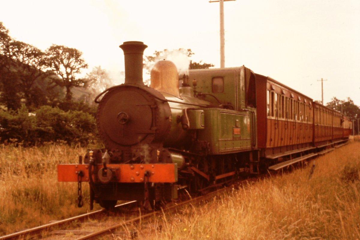 19670807 No 12 at Ballavolley - Wildlife Park