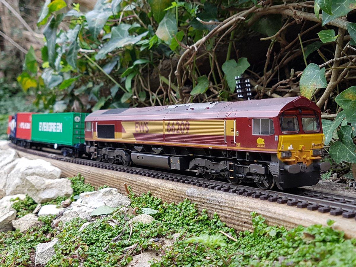 DGR Class 66