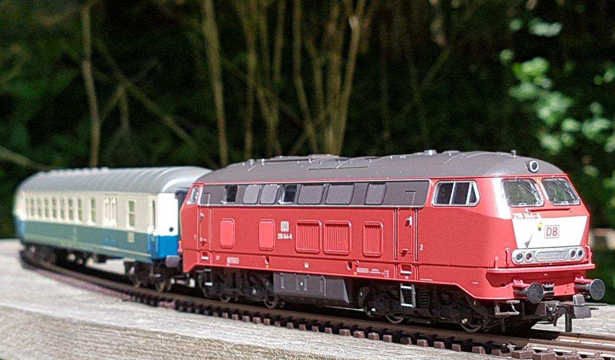 DB Class 216