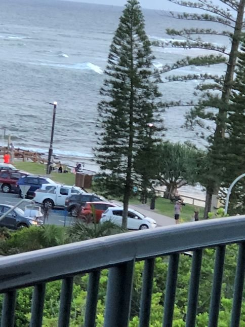 Taken from baclony at Caloundra.jpg