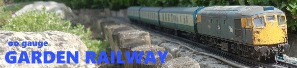 OO Garden Railway